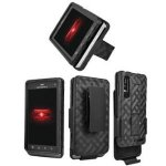 Motorola Droid 3 Shell Holster Combo with Stand - Verizon Original MOTDRD3HOC
