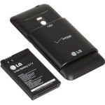 OEM LG 3000mAh Extended Battery w/ Battery Cover for LG Spectrum VS920