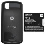 OEM Motorola Droid Pro A957 Extended Battery and Door