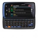 Sprint LG Rumor Touch LN510 Cell Phone (Blue)